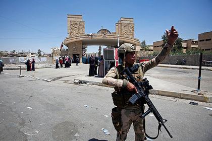 Армию Ирака обвинили в массовых пытках заключенных