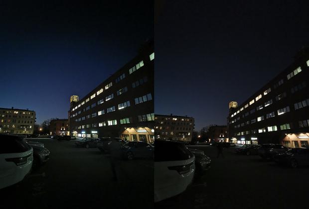 Сравнение снимков на широкоугольную камеру Huawei P30 Pro и Mate 20 Pro
