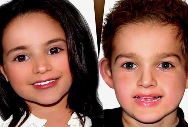 Смоделированная внешность ребенка принца Гарри и Меган Маркл