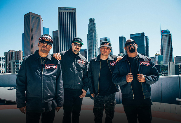 Группа Cypress Hill