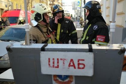 В России подожгли еврейское учебное заведение