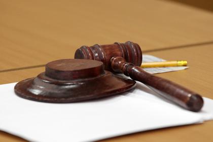 Узнавшая о разводе россиянка подвела мужа под суд
