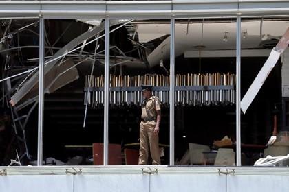Россиянин уехал изгостиницы наШри-Ланке занесколько часов довзрыва