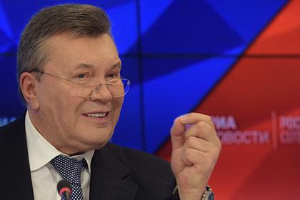 Янукович дал совет Зеленскому