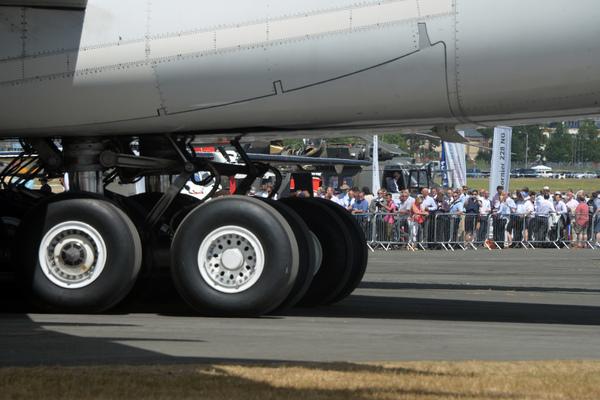 Представлен проект самолета для перевозки ракет на Восточный