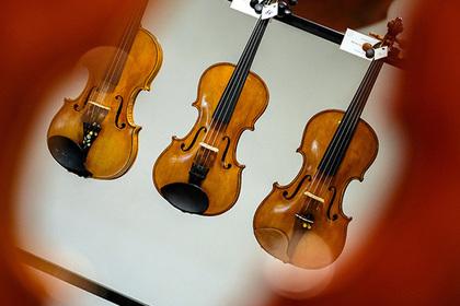 У скрипачки из ансамбля ФСБ похитили скрипку за 1,3 миллиона рублей