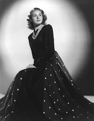 Ингрид Бергман в 1941 году