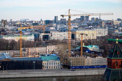 Каждая вторая квартира в Москве оказалась переоцененной