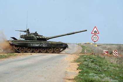 Javelin назвали убийцей Т-90A