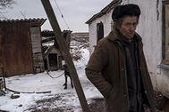 Житель села Коминтерново Донецкой области