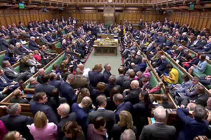 Британский парламент предупредил обугрозе ядерной войны