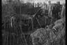 Разбомбленная американская техника. Нидерланды, 1944 год.