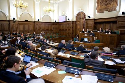 В Латвии заговорили огеноциде вКрыму