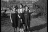 Дети в американском полевом лагере. Нидерланды, 1944 год.