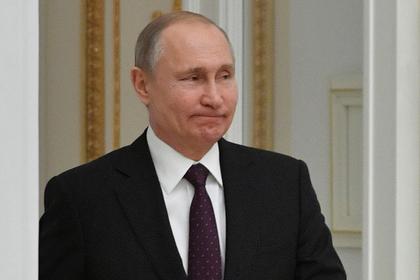 Путин констатировал провал Порошенко