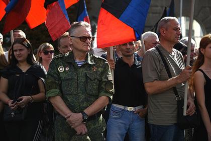 Путин оценил реакцию Киева насвой указ опаспортах для жителей Донбасса