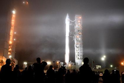 Ступень Atlas 5 взорвалась на орбите