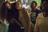 May 11, 2016 - Windhoek, Namibia - Night karaoke in the most popular bar in Windhoek, Namibia, on May 11, 2016. (Credit Image: Global Look Press via ZUMA Press)