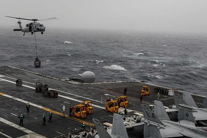 США объяснили появление в Средиземном море угрожающих России авианосцев