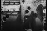 Пробоины в корпусе танка «Шерман». Нидерланды, 1944 год.