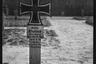 Немецкое кладбище в городе Берген-оп-Зом. Нидерланды, 1944 год.