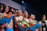 Первый международный конкурс Sky Lady среди бортпроводников России и стран СНГ. От каждой авиакомпании принимала участие одна стюардесса.