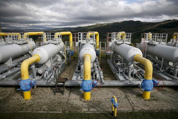Украина испугалась газовой войны с Россией