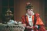 Свое зачисление в труппу Малого театра Быстрицкая называла сбывшейся мечтой — до этого ее должны были принять на службу в Театр Моссовета, но в последний момент вернули документы якобы из-за отсутствия московской прописки. Как говорила сама актриса, подлинную причину отказа она узнала через несколько лет — когда выяснилось, что недоброжелатели распустили по театру слухи о ее романе с главным режиссером.