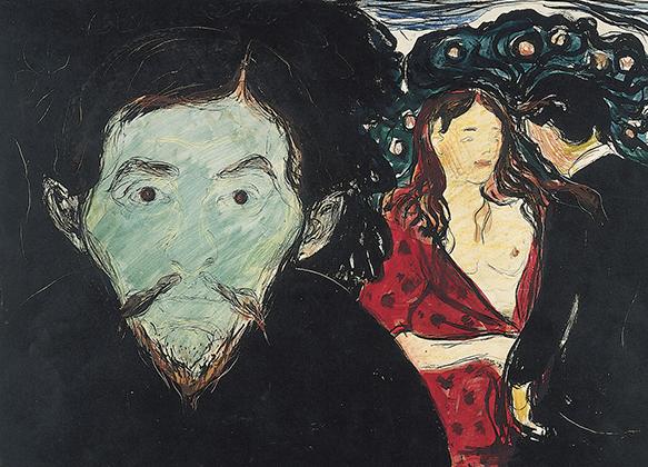 «Ревность I», 1896
