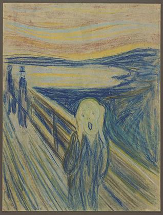 «Крик», 1893