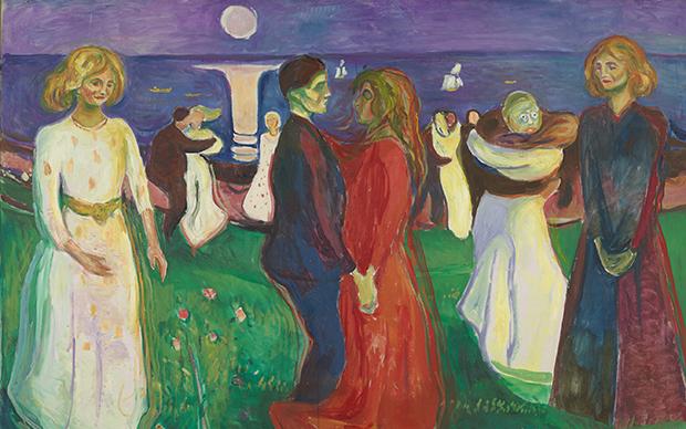 «Танец жизни», 1925