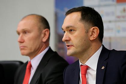 Сергей Родионов и Наиль Измайлов