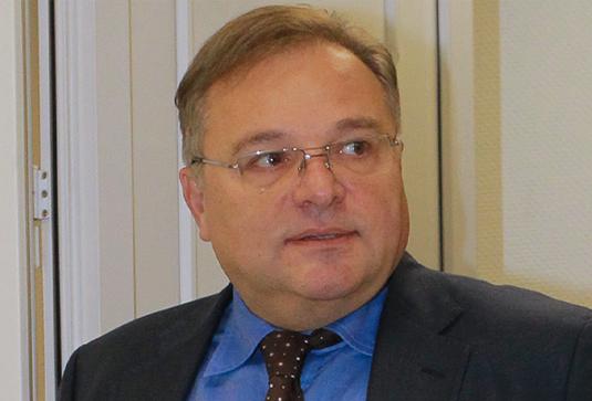 Эраст Галумов