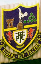 Исторический герб клуба «Тоттенхэм Хотспур»