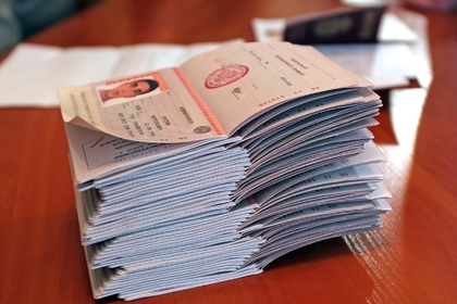 Россия задумала упростить выдачу паспортов всем жителям Украины