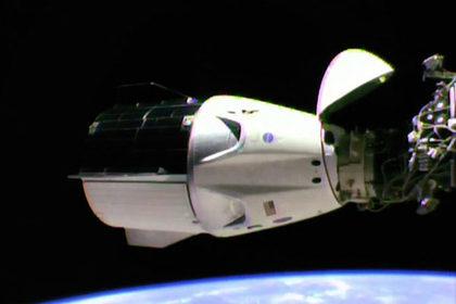 Запуск корабля Dragon к МКС отложили