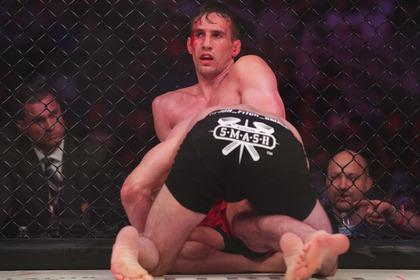 Бывший боец UFC утратил стремление причинять боль после «общения с богом»