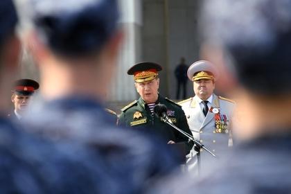 Росгвардия объяснила взрыв в Санкт-Петербурге