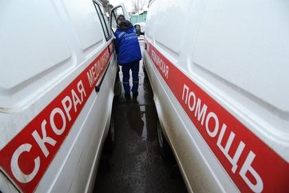 Подорвавшийся на мине в Петербурге рассказал о случившемся