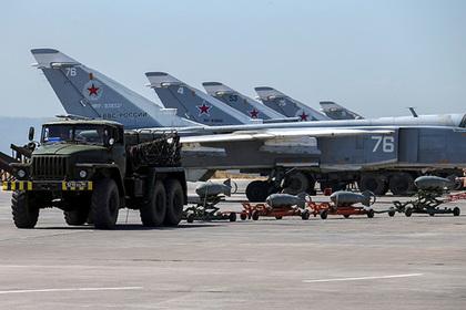Россия начала каждый день бомбить террористов в Сирии