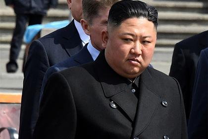 Северная Корея сняла документальный фильм о Ким Чен Ыне в России