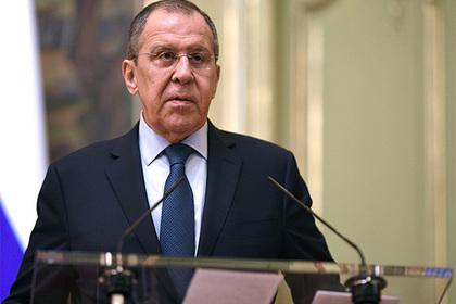 Лавров осудил намерение США освободить плененных в Сирии террористов