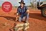 Сотрудник организации «Охрана дикой природы Австралии»
