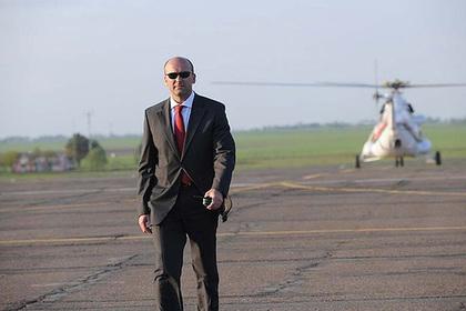 В республики Белоруссии схвачен прежний глава охраны президента