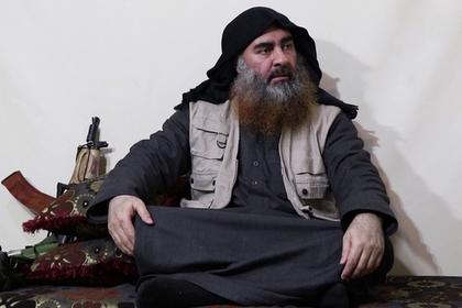 Появилось первое за пять лет видео с лидером ИГ Абу Бакром аль-Багдади
