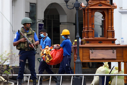 Разведка Шри-Ланки предупредила полицию о терактах за 12 дней