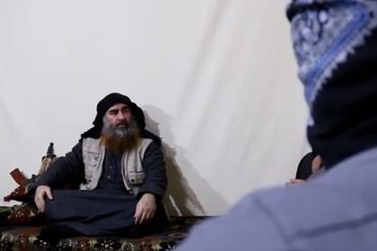 Кремль отреагировал на первое за пять лет видео с Абу Бакром аль-Багдади