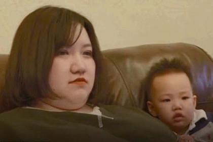 Китаец бросил располневшую после родов жену