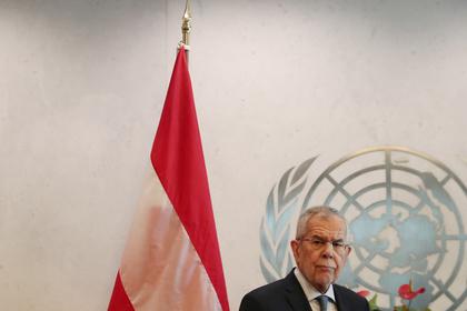 Президент Австрии рассказал о русских корнях
