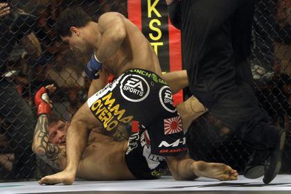 Бывший боец UFC отказался видеть своих детей в MMA